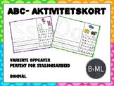 ABC-aktivitetskort