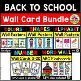 Back to School Wall Card Bundle