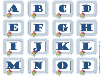 ABC and Numbers