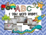 ABC and Sight Word Readers