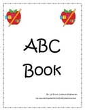 ABC book for learning letters and sounds