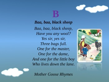 ABC book of English poems
