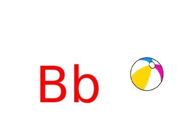 ABC book printable