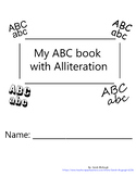 ABC book with Tracing practice and ABC Tracing with Allite