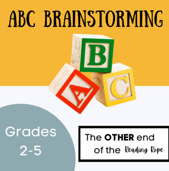ABC brainstorming for content review