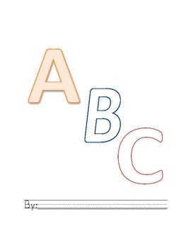 ABC class book cover
