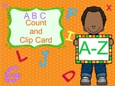 ABC clip cards