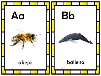 ABC con Animales