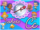 ABC Bubble guppy espanol cursivo