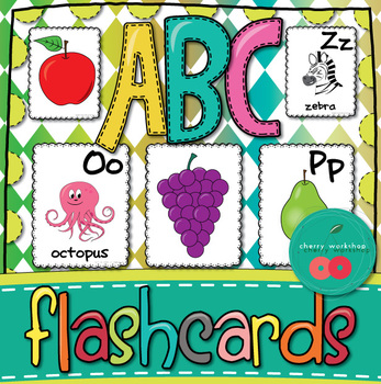 ABC - Flash Cards