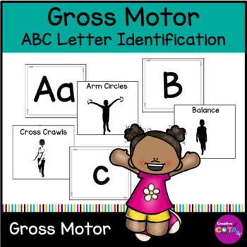 ABC Movement gross motor exercise