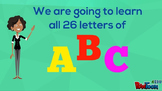 ABC in PICTURES! 10 min Video/Animation: Best Alphabet & Vocabulary Builder NEW!
