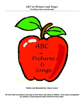 ABC in Pictures and Songs