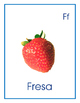 ABC in Spanish Flashcards