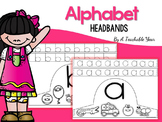 Alphabet Headbands