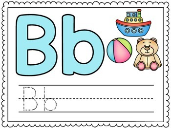 ABC mats - play-dough and dry erase