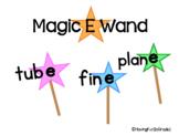 Editable Magic E Wand