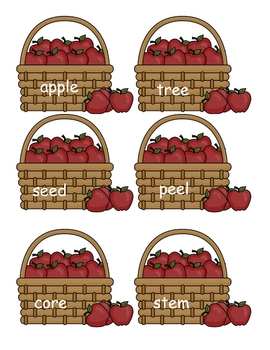 ABC order apples