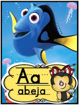 ABC pemanship espanol DOry
