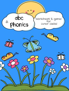 ABC phonics for Greek students learning English