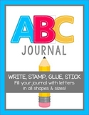 ABC practice journal