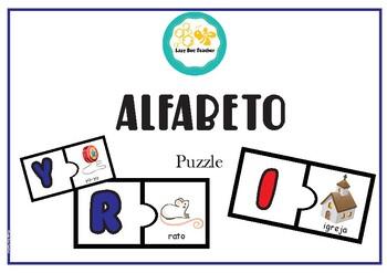 ABC puzzle in Portuguese