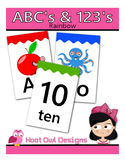 ABC's & 123's Wall Cards
