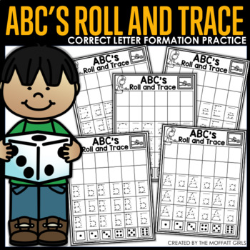 ABC's Roll and Trace