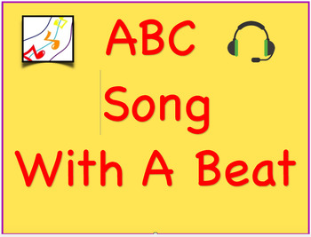 ABC's With a Beat SONG