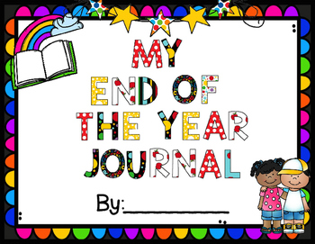 ABC's for A Year End Journal