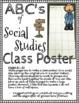 ABC's of 4th Grade Social Studies