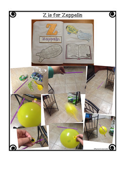 The ABC's of Science Activity Unit