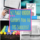 ABC's of Selling on TPT: How to Sell on TPT for Beginners