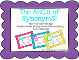 ABC's of Synonyms