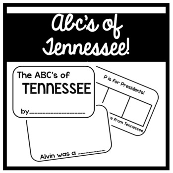ABC's of Tennessee!