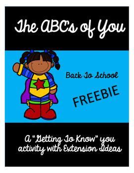 ABC's of You