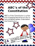 ABC's of the Constitution