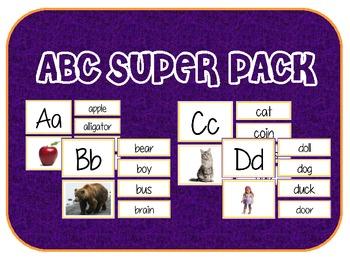 ABC super pack - english