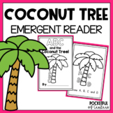 ABC & the Coconut Tree Emergent Reader {Chicka Chicka Boom Boom}