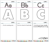 ABC to XYZ Alphabet Book