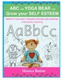 ABC with YOGA BEAR and GROW YOUR SELF-ESTEEM Character Education