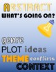 ABC123 Essay Planning Posters