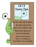 ABCD Monster Mash