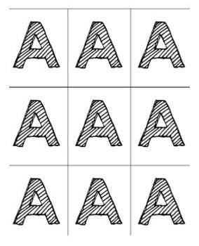 ABCD Quiz Cards