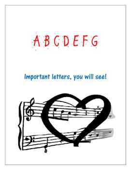ABCDEFG Packet