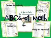 ABC'S of Math: 2nd and 3rd Grade
