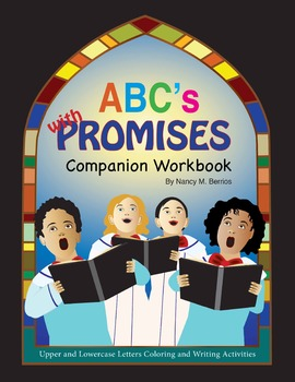 "Coloring Page for Image from ""ABC'S with PROMISES"": Compan"