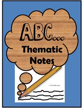 ABC...Thematic Notes