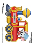 ABCmouse Alphabet Letter Train