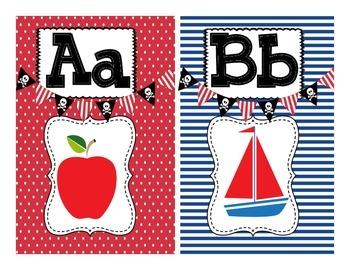 ABCs & 123s Ahoy Me Hearties Set